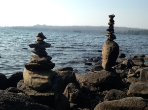 Cairn design and photo by Preston B.
